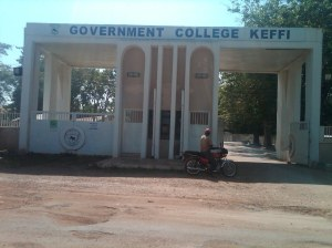 Government College Keffi