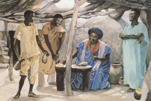 The parable of the Three Servants - Matthew 25:14-30